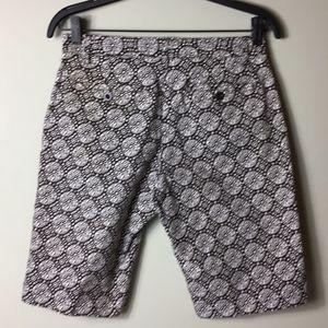 Talbots Shorts - Talbots Petite Stretch Bermuda Shorts